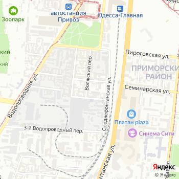 Гротеск на Яндекс.Картах