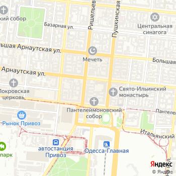 Нотариус Гашова В.В. на Яндекс.Картах