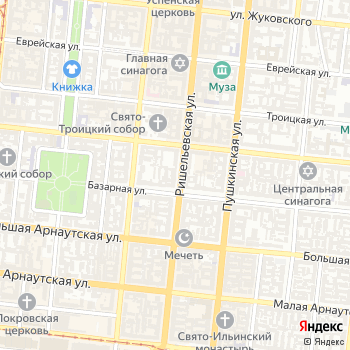 Теллус на Яндекс.Картах