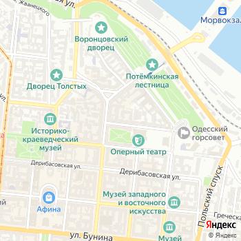 Глобус-Турс на Яндекс.Картах