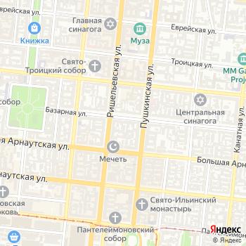 Show centre на Яндекс.Картах