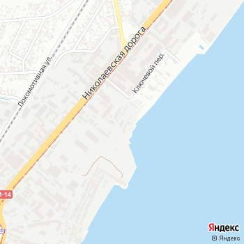 Причал 198 на Яндекс.Картах