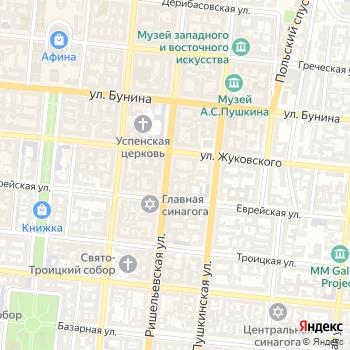 Кардинал на Яндекс.Картах