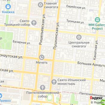 КБ Надра Банк на Яндекс.Картах