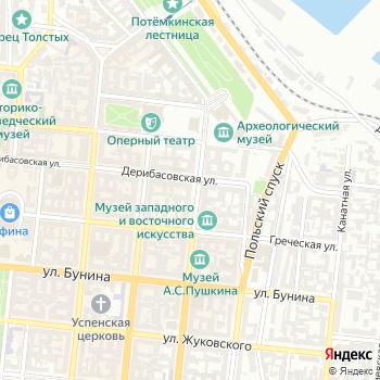 Спецхимзащита на Яндекс.Картах