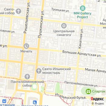 Интерпен на Яндекс.Картах