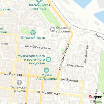 Voyage на Яндекс.Картах