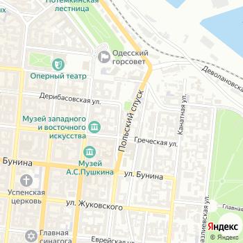 Одесреклама на Яндекс.Картах