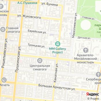 Криал на Яндекс.Картах