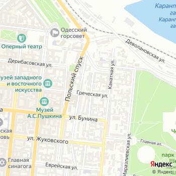 Яд на Яндекс.Картах