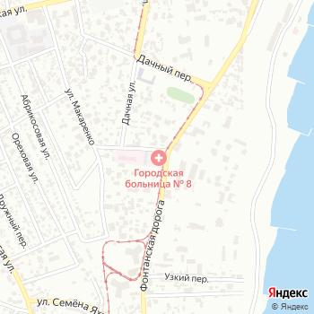 Кожно-венерологический диспансер №3 на Яндекс.Картах
