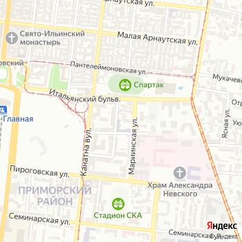 Одесская общеобразовательная школа №57 I-III ступеней на Яндекс.Картах