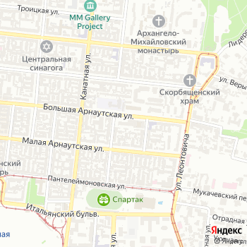 Бухгалтерская фирма на Яндекс.Картах