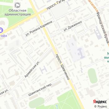 Gradia на Яндекс.Картах