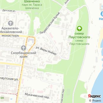 Одесский городской кожно-венерологический диспансер на Яндекс.Картах