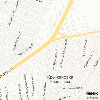 Оберіг на Яндекс.Картах