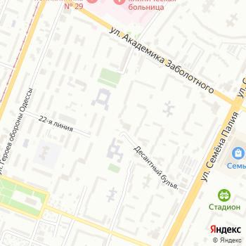 Вуаля на Яндекс.Картах