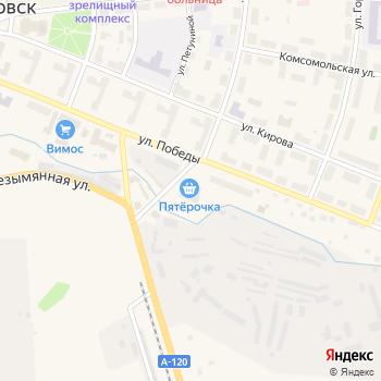 Магазин мелкой бытовой техники на ул. Победы (Кировский район) на Яндекс.Картах