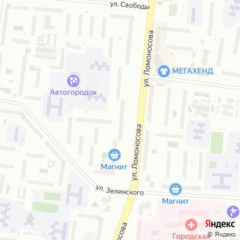 Почта с индексом 173023 на Яндекс.Картах