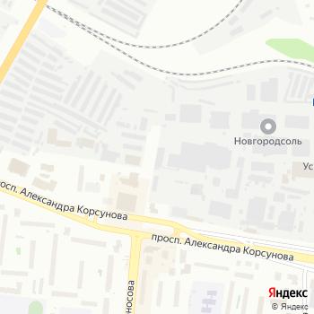 Рыбный двор на Яндекс.Картах