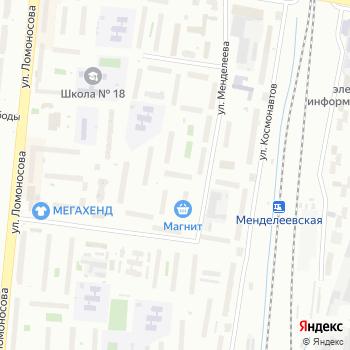 Почта с индексом 173016 на Яндекс.Картах