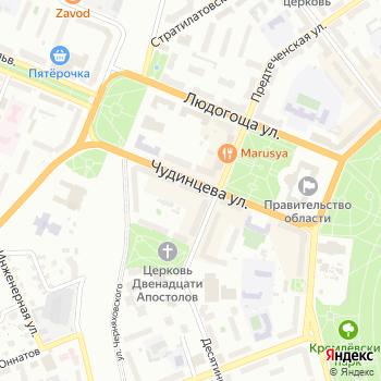 Кроха на Яндекс.Картах