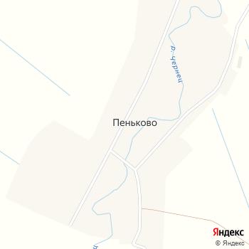 Почта с индексом 175218 на Яндекс.Картах