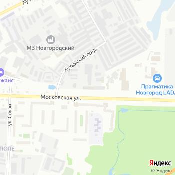 Наш ДОМ на Яндекс.Картах