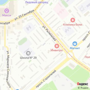 Детская музыкальная школа №5 на Яндекс.Картах