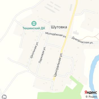 Почта с индексом 215876 на Яндекс.Картах