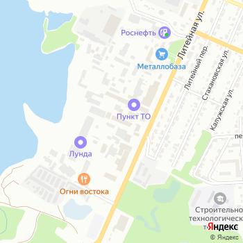 Континент-Агро на Яндекс.Картах