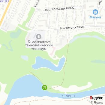 Деснянские зори на Яндекс.Картах