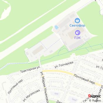 Либерти на Яндекс.Картах