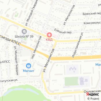 Теплотерра на Яндекс.Картах