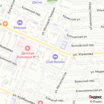 Волшебница на Яндекс.Картах