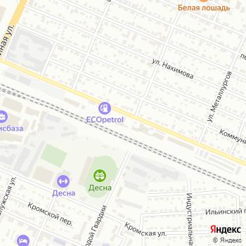 Март на Яндекс.Картах