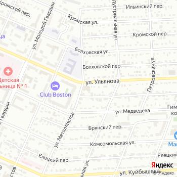 Мастербордюр-Брянск на Яндекс.Картах
