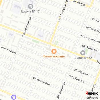 Графика на Яндекс.Картах