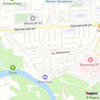 Почта с индексом 241012 на Яндекс.Картах