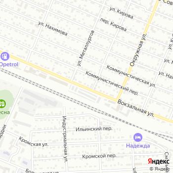 Почта с индексом 617764 на Яндекс.Картах