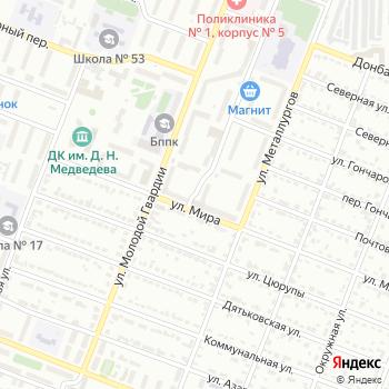 Почта с индексом 241030 на Яндекс.Картах