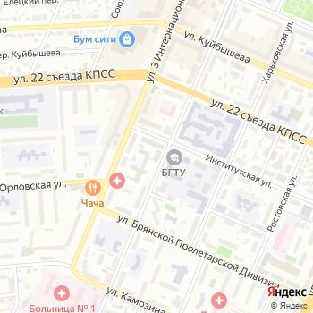 ПЕЧАТЬ32 на Яндекс.Картах
