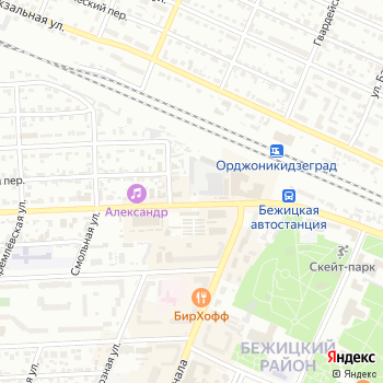 Бежицкий хлебокомбинат на Яндекс.Картах