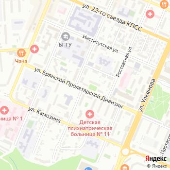 Лотос на Яндекс.Картах
