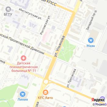 Квартирное бюро на Яндекс.Картах