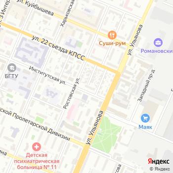 Подшипники на Яндекс.Картах