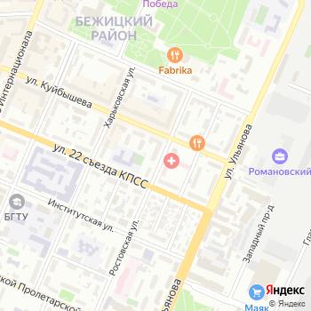 Брянск-подарки на Яндекс.Картах