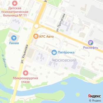 Пятерочка на Яндекс.Картах