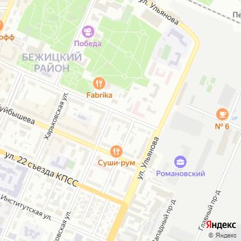ПартнерСервис на Яндекс.Картах