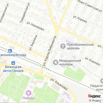 Русин на Яндекс.Картах